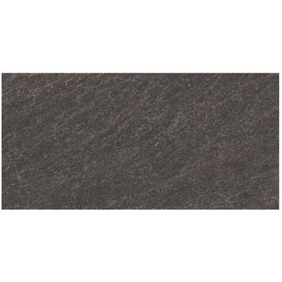 Style Selections Floor Tile 0487338 12 In X 24 In Galvano Charcoal Porcelain Granite Floor And Wall T Granite Flooring Porcelain Flooring Porcelain Floor Tiles