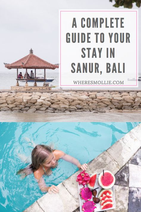 A Mini Guide To Sanur | Where's Mollie? A UK Travel and Lifestyle Blog-21