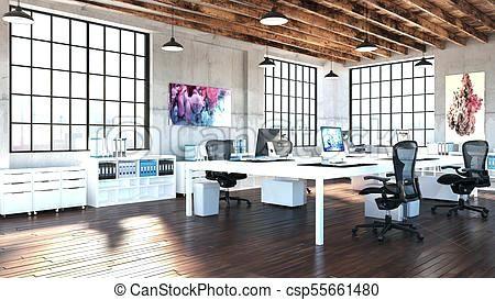 Modern Industrial Office Modern Industrial Office Modern Warehouse