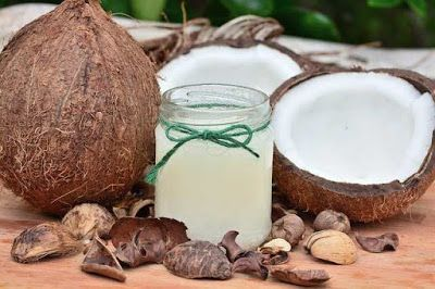 تجارب زيت جوز الهند البكر للشعر Energy Drinks Pure Products Shampoo Bottle