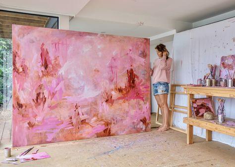 Carolina Grunér: Intuition as Inspiration - Jackson's Art Blog