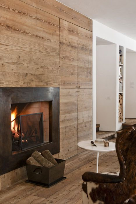 345 Best Ofen Images On Pinterest Fire Places, Fireplaces And   Kamin  Design Modern