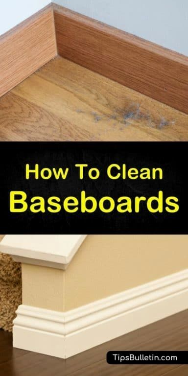 Pin By Fdor Musaryakov On Cleaning In 2020 Cleaning Baseboards Wood Baseboard House Cleaning Tips