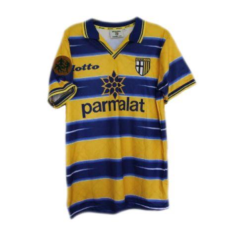 Camisa retrô Brasil 2002