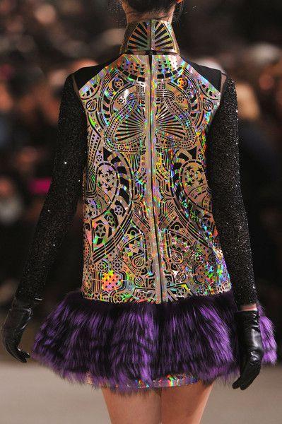 Manish Arora at Paris Fashion Week Fall 2012 - Details Runway Photos