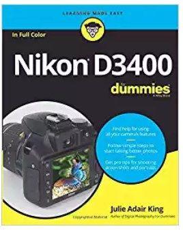 Nikon D3400 For Dummies - books, ebooks, audio books, free ebooks