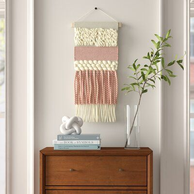 Foundstone Wall Hanging With Hanging Accessories In 2020 Wall