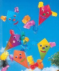 Drachen Basteln Mit Kindern Anleitung Zum Drachen Bauen Basteln Herbst Drachen Basteln Basteln