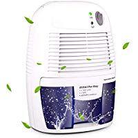 Victsing Luftentfeuchter 500ml Tragbarer Entfeuchter Mini Gegen Feuchtigkeit Raumentfeuchter Elektrisch Mit Raumentfeuchter Luftentfeuchter Reinigen