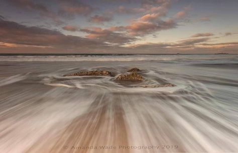 Time Shift  Beautiful light and amazing wave motion at White Park Bay. Co Antrim.  #canon #longexposure #longexposure_shots #longexpoelite #waves #waveaction #canonphotography #light #nature #amandawadephotography #photooftheday #pocket_ireland #northernireland #ireland #instadaily #wonderful_places #wanderlust #travelphotography #eveninglight #rocks #seascape #seascapephotography #whiteparkbay #beach #coastal #stormhour