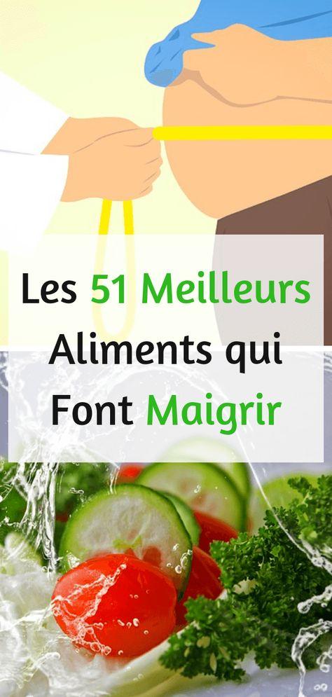 Aliments qui Font Maigrir: Les 50 Meilleurs Aliments Pour ...
