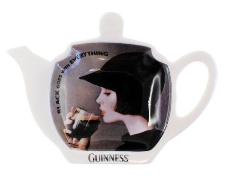 Guinness Ireland Tea Bag Holder