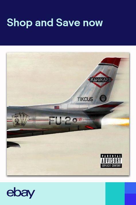 4a06fb28 M181 Kamikaze Eminem New 2018 Hip Hop Album Rap Music 14x14 24x24 Poster Art