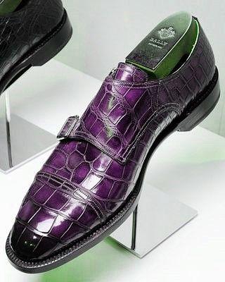 men s alligator leather
