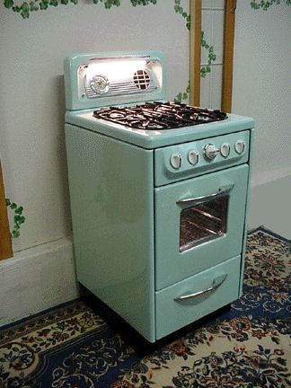 Apartment Size Stove. Landlord Special Apartment Size Fridge ...