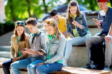 Tech Time Not To Blame For Teens' Mental Health Problems