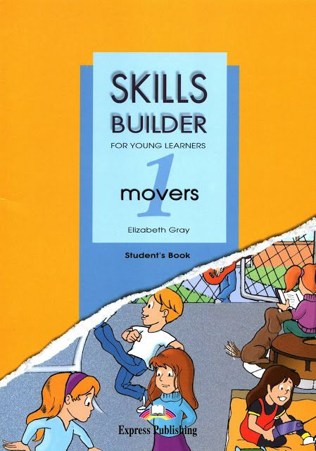 Skills Builder For Young Learners 1 Starters Movers Flyers
