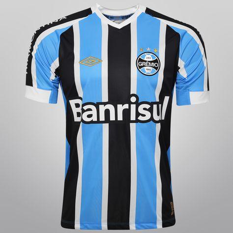 2e196b25f94f1 Camisa Umbro Grêmio I 2015 s nº