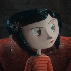 Matching Icons Multifandom Coraline Aesthetic Coraline Jones Cartoon Icons