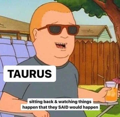 Taurus are so much more than foodies and money machines. If you are one of them, these funny Taurus memes may speak your mind.
