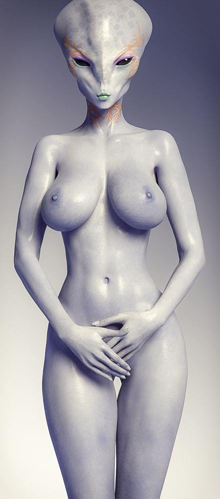 3d alien girls nude pics