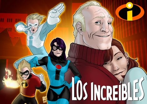 Incredibles sex tegnefilm