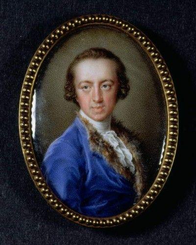 Portrait of Horace Walpole, (1717-97)   Walpole, Horace walpole ...