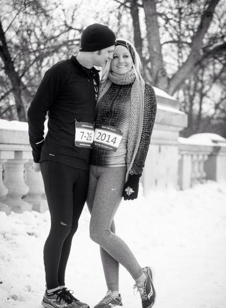 marathon runners dating