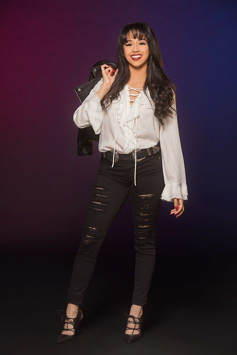 9f31fe52 We Created Five Modern Day Outfits Inspired By Selena Quintanilla