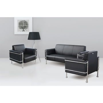 Leather Office Couch Old Style China People Seat Modern Pu Leather ...