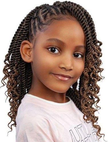 Mane Concept Synthetic Afri Naptural Kids Rock Crochet Braid Jolly Twist 10 Crochet Braids Twist Hairstyles Braids