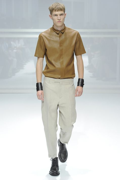 Dior Homme Spring 2012 Menswear - Collection - Gallery - Look 4 - Style.com