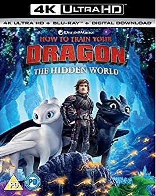 How To Train Your Dragon The Hidden World 4k Ultra Hd Blu Ray