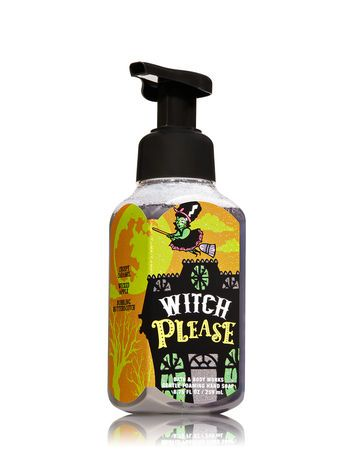 Witch Please Gentle Foaming Hand Soap Bath And Body Works Bath