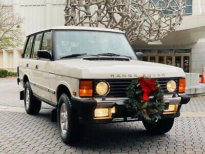 1995 Land Rover Range Rover Range Rover Classic County Range Rover Classic Land Rover Range Rover