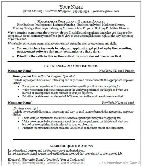 resume examples simple template free templates downloads - employer phone number