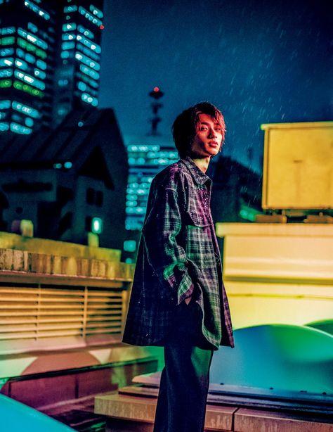 「横浜流星」という流れ星はどこへ行く── 小野正嗣、魅了されつつ、インタビューする | GQ Japan