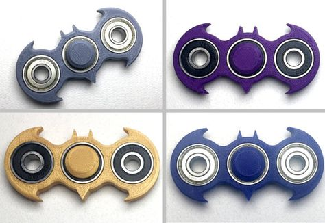 Marvel Batman Fid Spinner Superman Hand Spinner