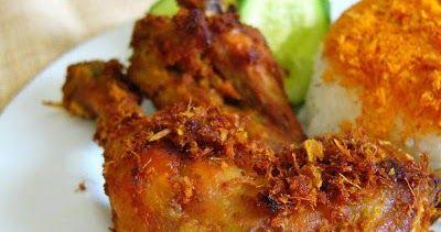 Resep4 Blogspot Com Resep Ayam Goreng Bumbu Kuning Empuk Didalamnya Rasa Gurih Lezat Karena Gunakan Ayam Kampung Degn Resep Ayam Ayam Goreng Resep Masakan