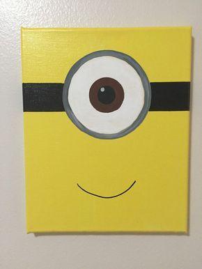 82 Canvas Painting Kids Ideas