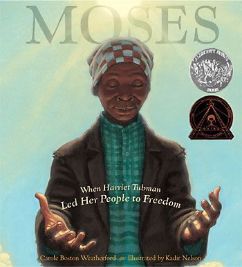 Harriet Tubman Unit for first grade. Use as read aloud, brief class discussion, writing activity
