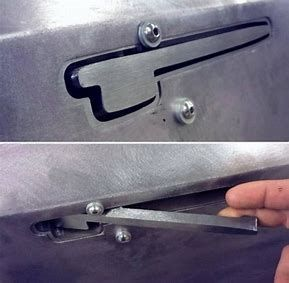 Image Result For Flush Door Handle Car Kit Door Handles Flush