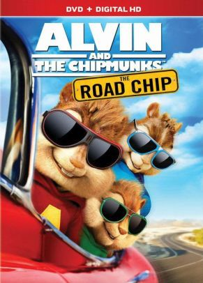 Alvin And The Chipmunks The Road Chip By Walter Becker Walter
