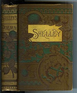 The Poetical Works of Percy Shelley 1884