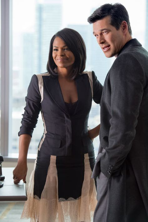 & Best Man Holiday& Interview with Nia Long and Eddie Cibrian