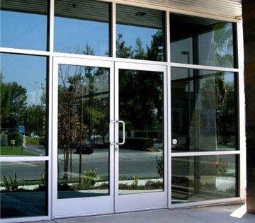 Glass Door In 2020 Aluminium Glass Door Window Renovation Aluminium Doors