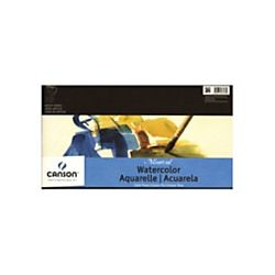 Canson Montval Watercolor Paper 10 X 15 12 Sheets Pack Of 2