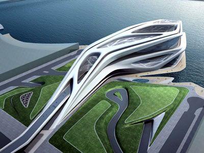 Zaha Hadid Proyectos