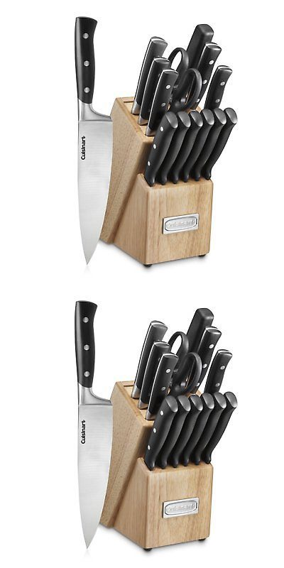Block Printing Sets And Kits 183112 Cuisinart 15 Piece Triple Rivet Block Cutlery Set Buy It Now Only 98 49 On Ebay Block Cutlery Set Blocks Cuisinart