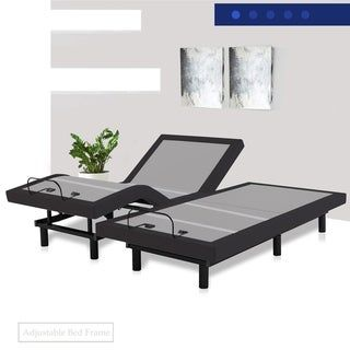Legget 4 Adjustable Bed Frame With Head Tilt Anti Snore